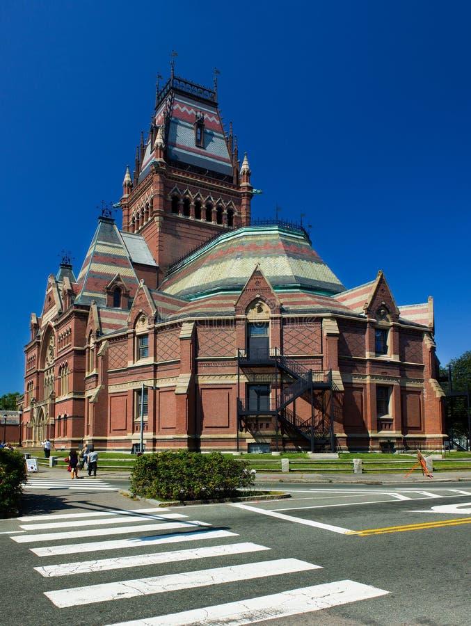 Гарвардский университет стоковое фото rf