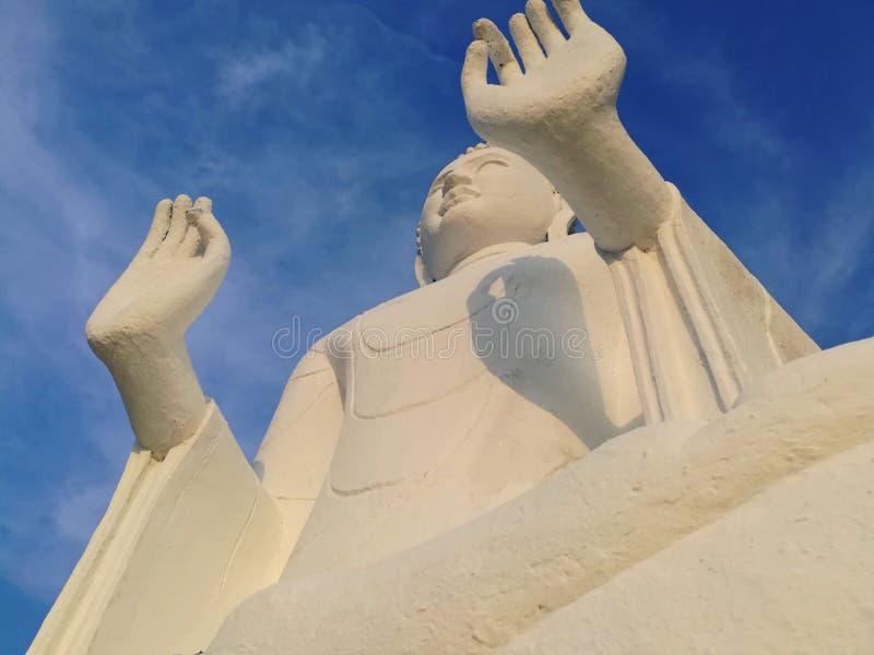 Гаутама Буддюа стоковая фотография rf