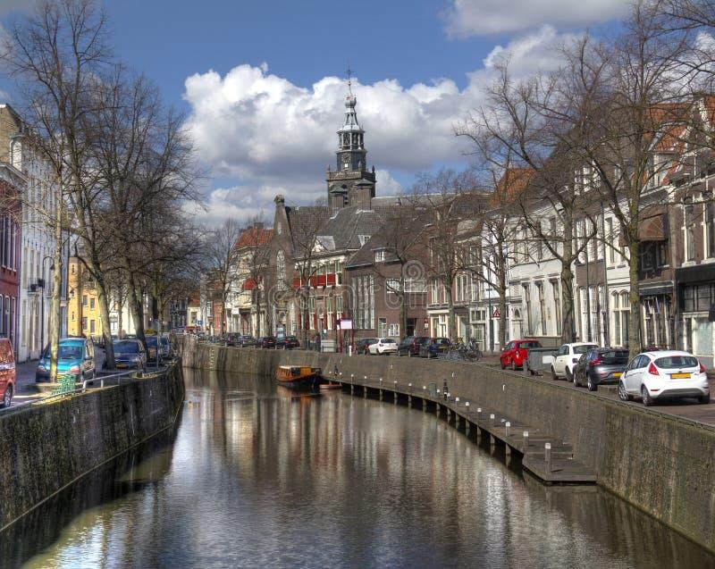 Гауда, Голландия стоковое фото