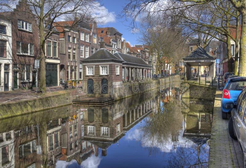 Гауда, Голландия стоковое фото rf