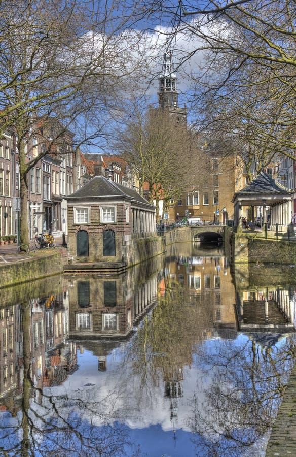 Гауда, Голландия стоковые фото