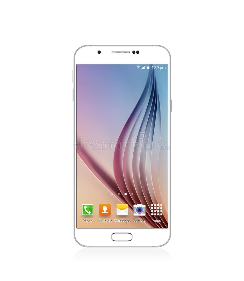 Галактика A8 Samsung стоковые фото