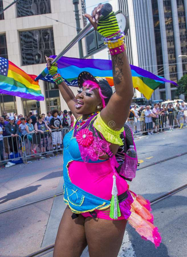 Гей-парад Сан-Франциско