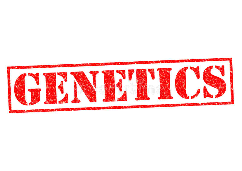 генетика бесплатная иллюстрация
