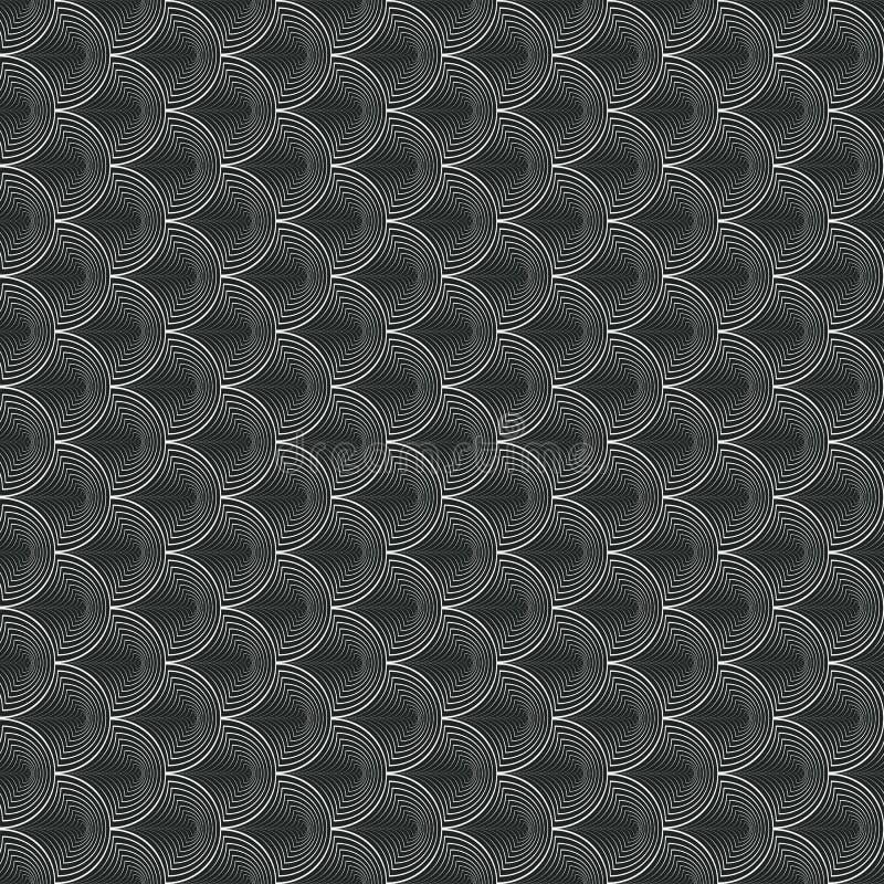 Геометрическая иллюстрация вектора иллюстрация штока