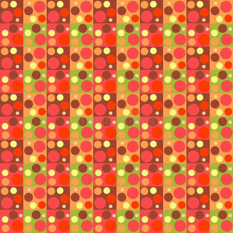 геометрическая картина абстрактная картина безшовная Геометрическая картина для тканей, упаковывая, обои стоковое изображение