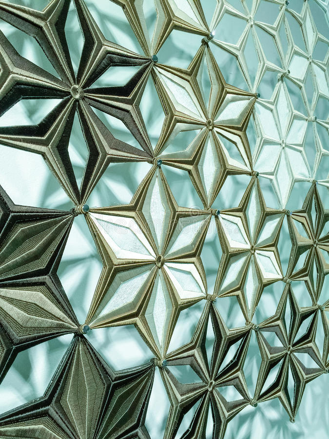 Геометрическая картина стоковая фотография rf