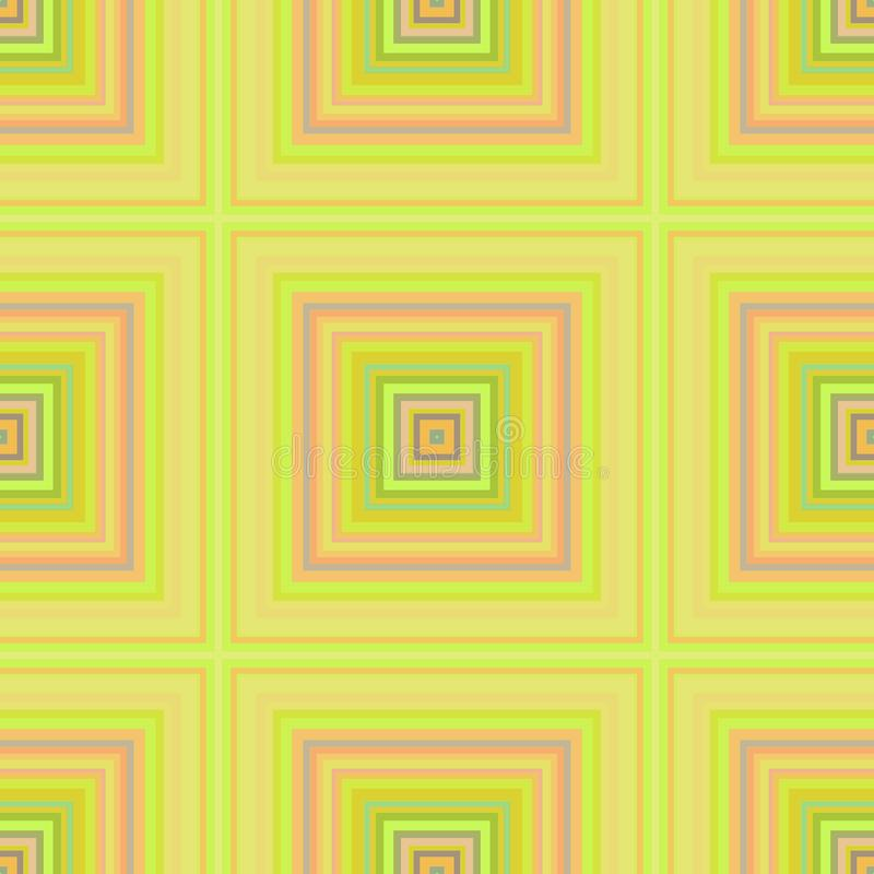 Геометрическая квадратная картина, конспект предпосылки решетка простая иллюстрация штока