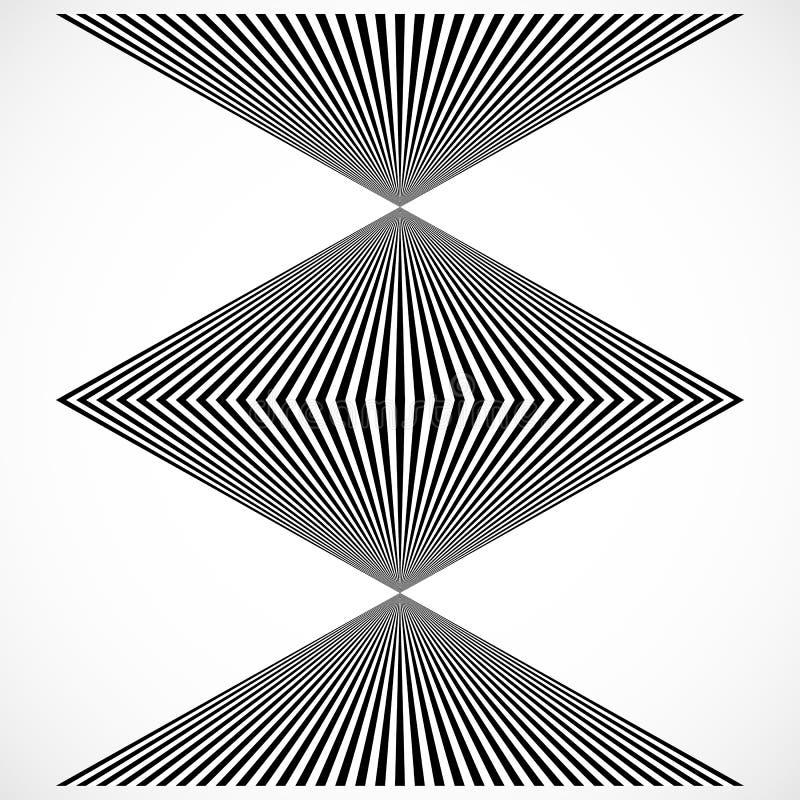 Download Геометрическая структура вертикальных линий, нашивок Абстрактное Monochr Иллюстрация вектора - иллюстрации насчитывающей напряжение, иллюзорно: 81805294