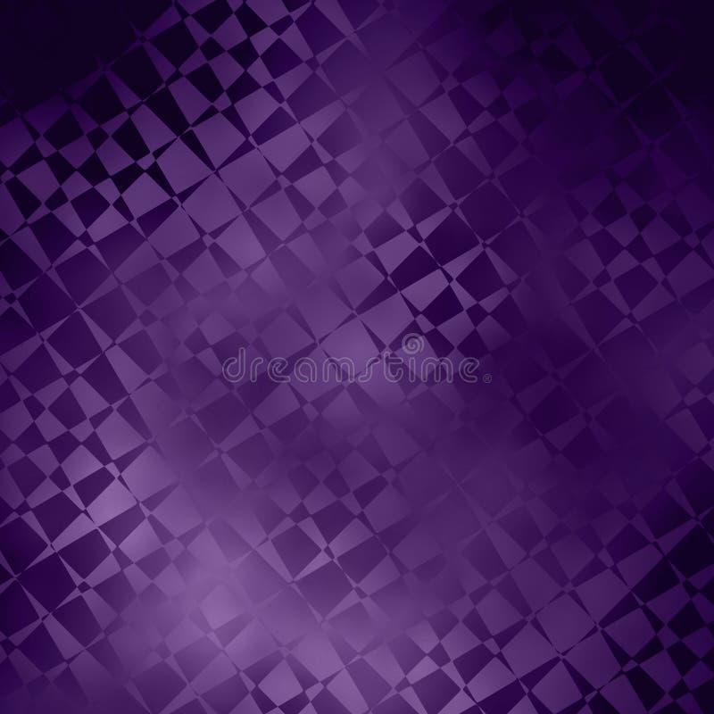 Геометрическая текстура конструкции предпосылки иллюстрация вектора