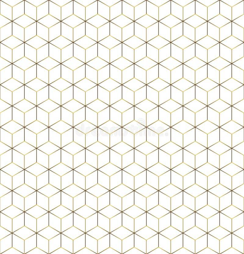 геометрическая текстура решетки картины иллюстрация штока