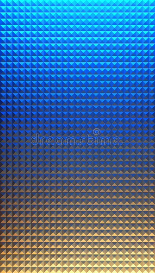 Геометрическая триангулярная абстрактная современная предпосылка стоковая фотография