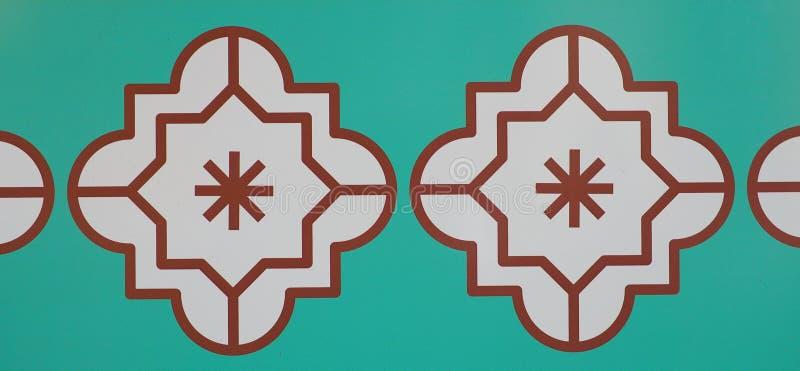 Геометрические картины формы для предпосылки стоковая фотография