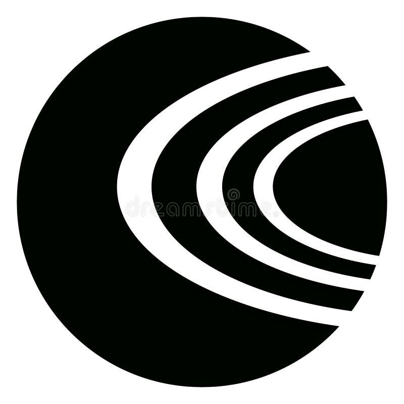 Download Геометрический круг с динамическими линиями эллипсиса Значок круга Иллюстрация вектора - иллюстрации насчитывающей линия, эмблема: 81814098
