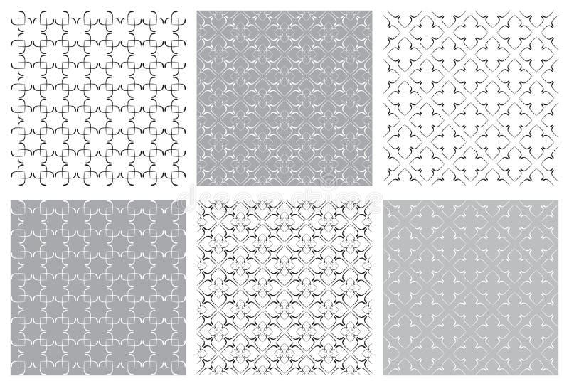 2 геометрических установленной картины бесплатная иллюстрация