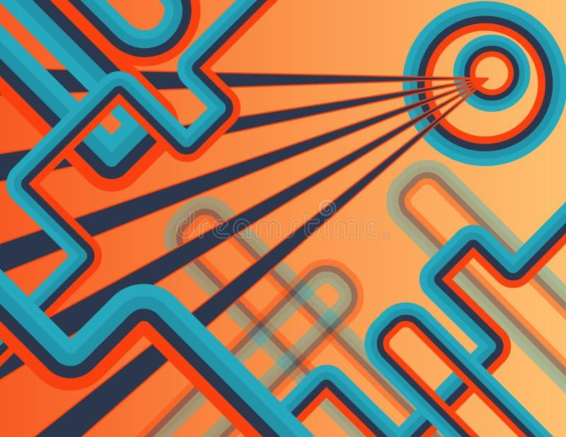 геометрическое зрение бесплатная иллюстрация