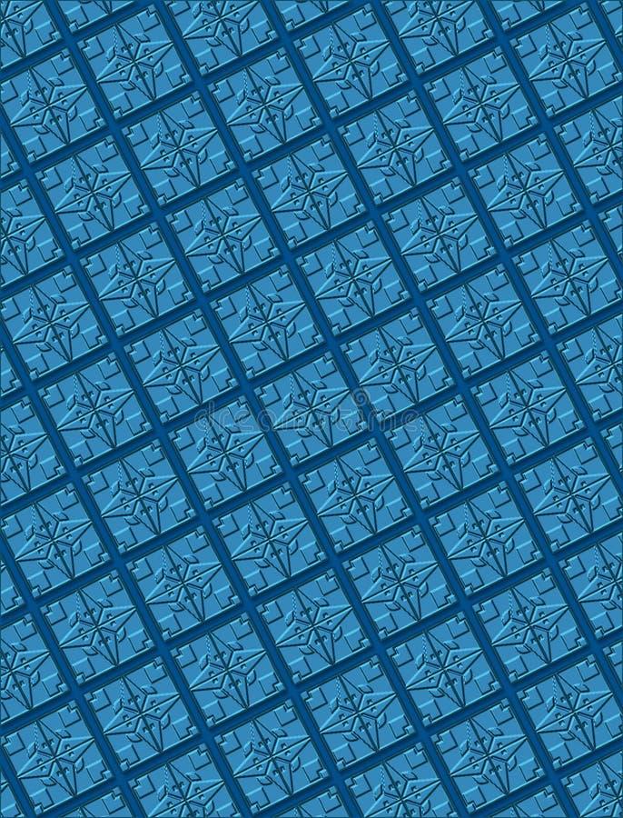 Download геометрической плитка поднятая картиной Иллюстрация штока - иллюстрации насчитывающей пола, круги: 495808
