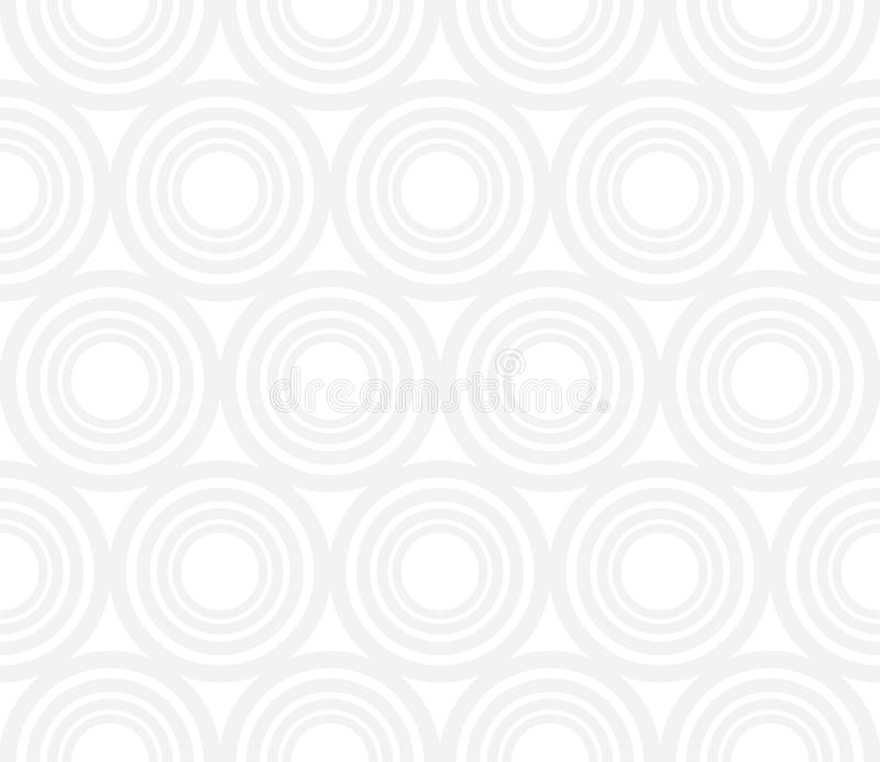 Геометрия вектора современная абстрактная объезжает картину серая безшовная геометрическая предпосылка бесплатная иллюстрация