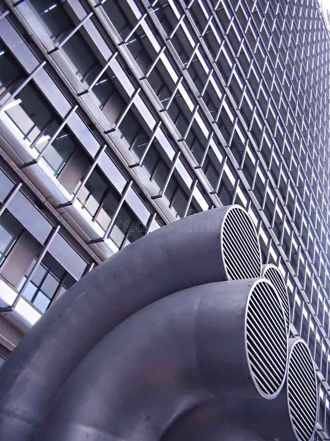 геометрия города стоковое фото