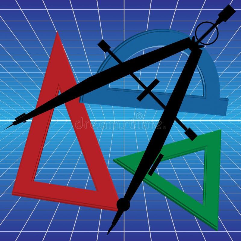 геометрия бесплатная иллюстрация