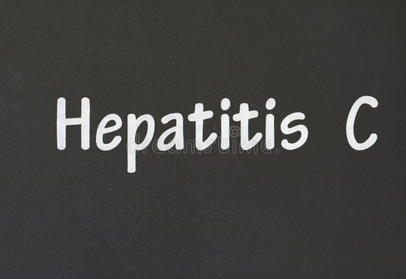 Гепатит C стоковые фото