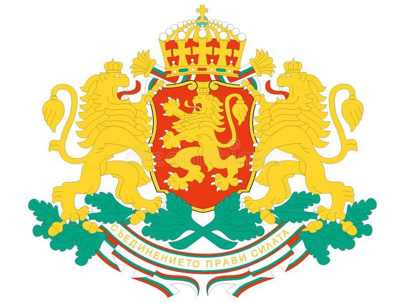 Герб Болгарии бесплатная иллюстрация