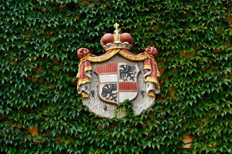 Герб стоковое изображение