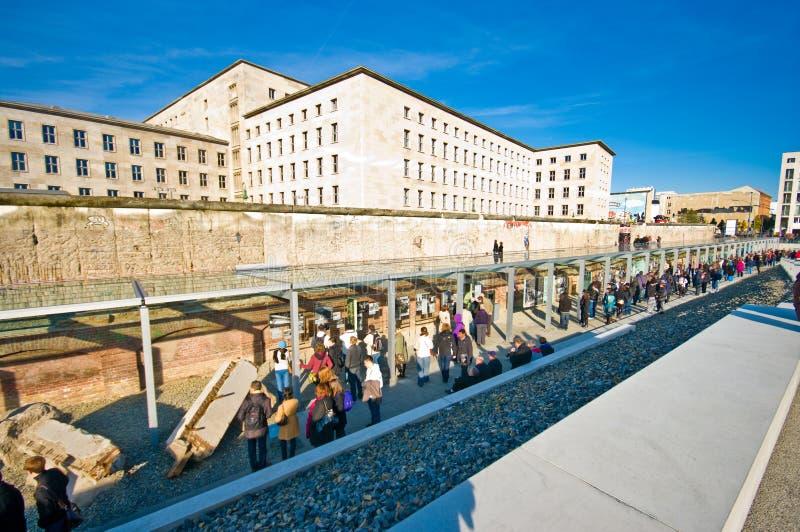 Германия Берлин, наследие стены стоковое фото