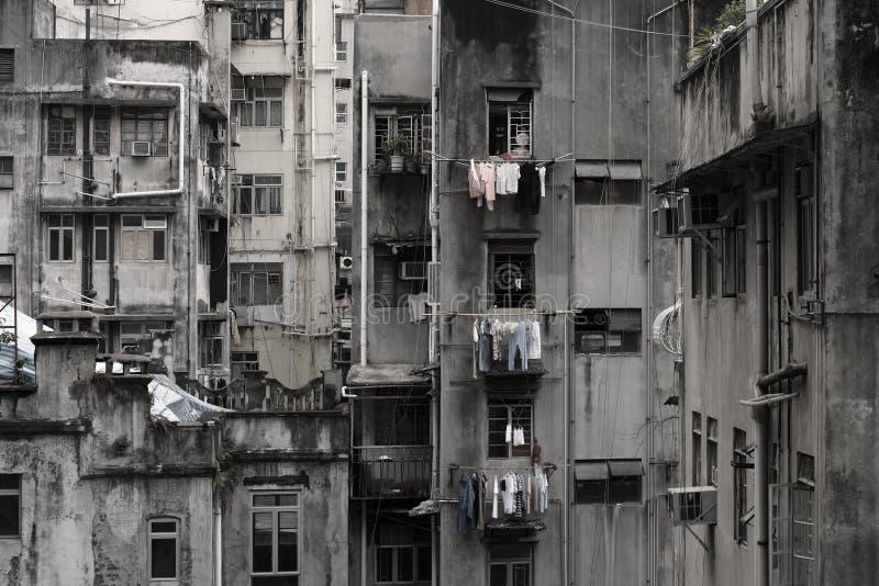 гетто стоковые фотографии rf