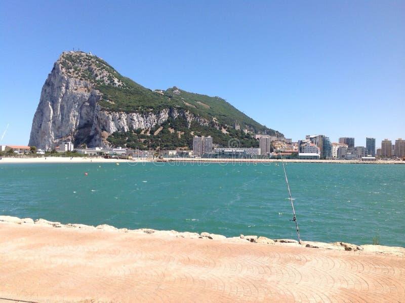 Гибралтар стоковые изображения rf
