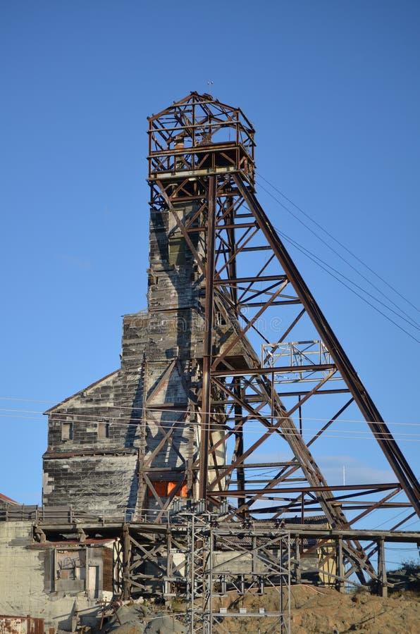 Гигантская шахта стоковые изображения