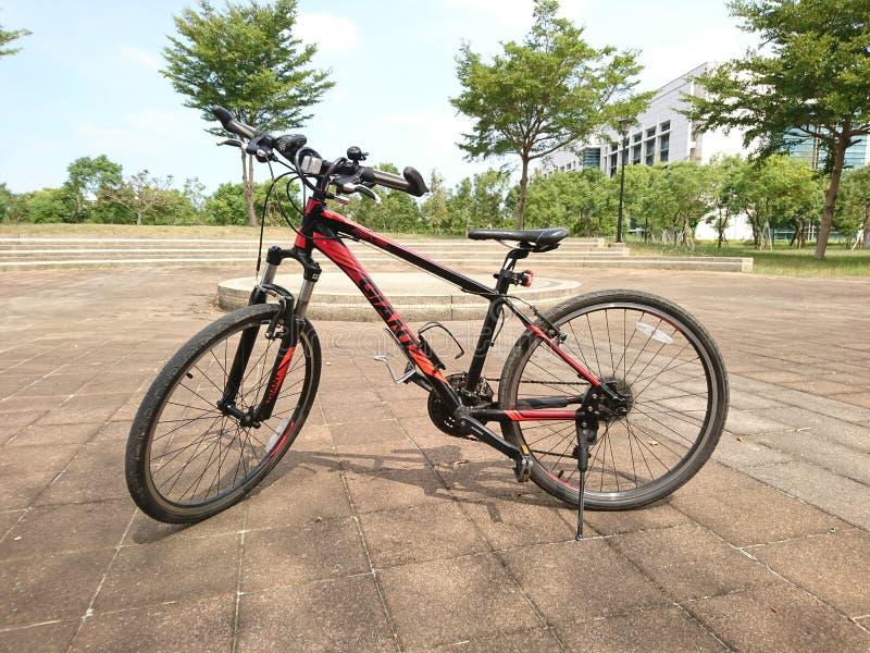 Гигантский велосипед стоковое изображение rf