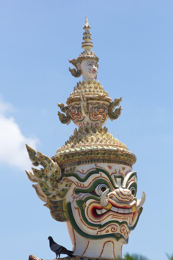 Гигантский изумрудный висок Будды стоковые фото
