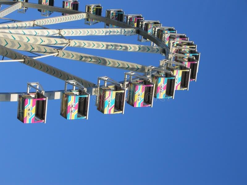 гигантское колесо Стоковые Изображения