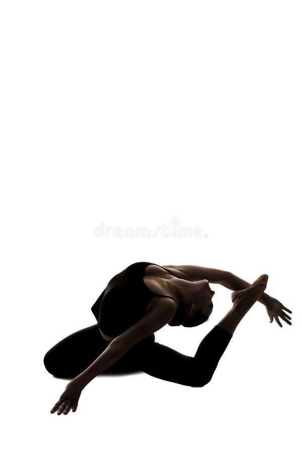 гимнасты молодые стоковые изображения