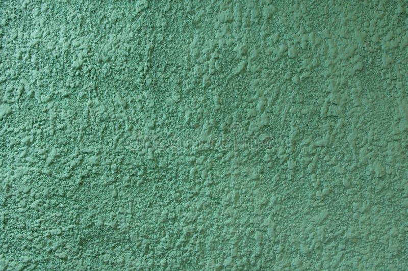 Гипсолит, замазка, сброс, на покрашенной стене стоковое изображение