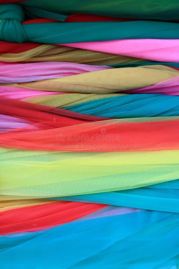 гирлянды цветка пластичные стоковые фотографии rf