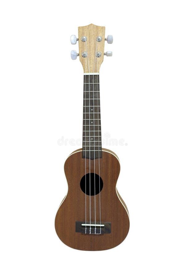 Гитара гавайской гитары стоковая фотография rf