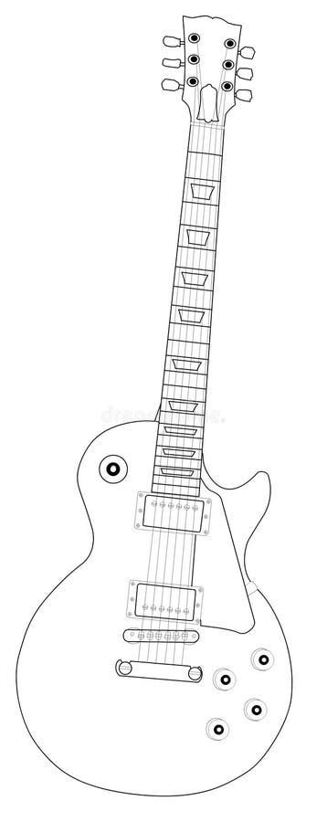 гитара 02 стоковая фотография rf