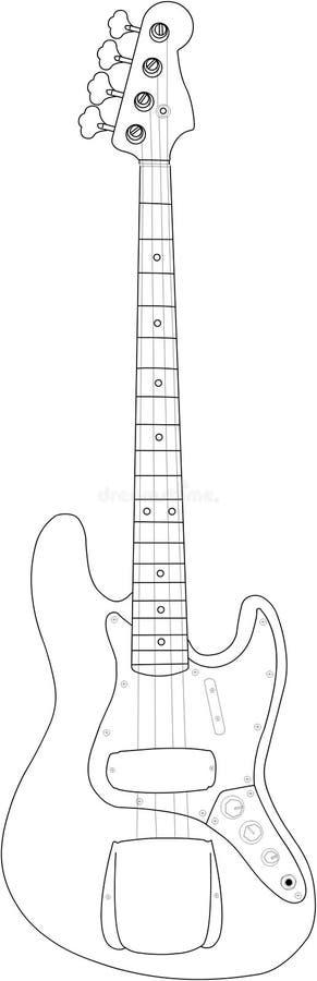 гитара 05 стоковые фотографии rf