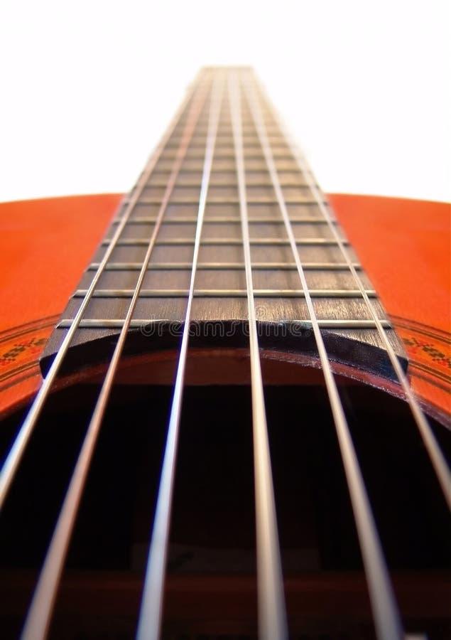 гитара Стоковое Изображение