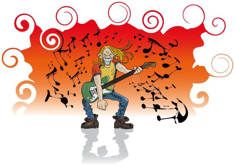 Драка гитаристов картинка