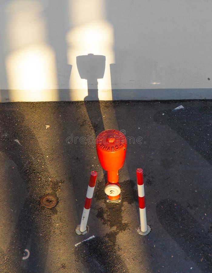 Гидрант воды для пожарной команды стоковые изображения