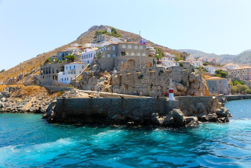 Гидра - Греция стоковая фотография