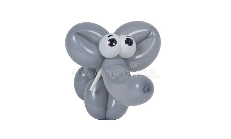 глаза слона воздушного шара стоковые фотографии rf