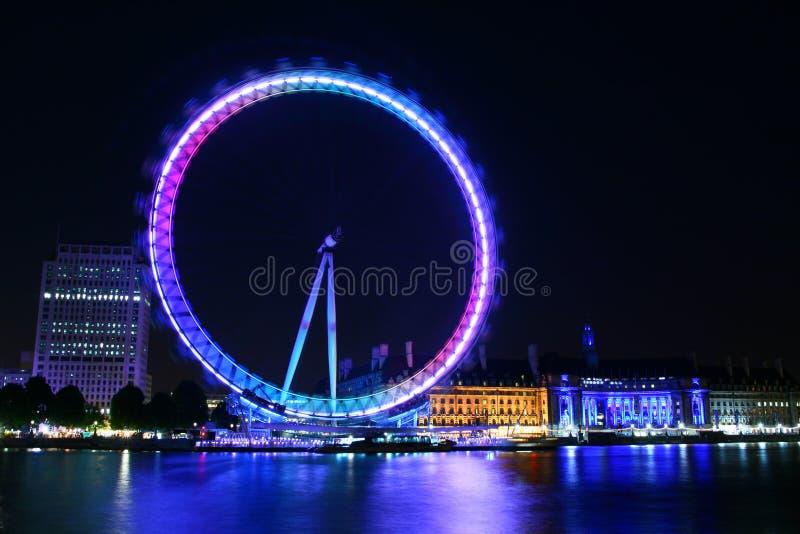 глаз london стоковое фото