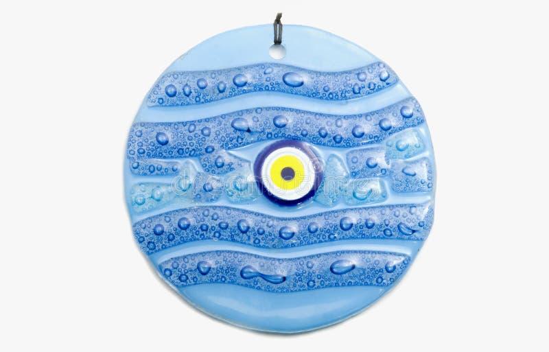 глаз nazar шарика злейший стоковое изображение