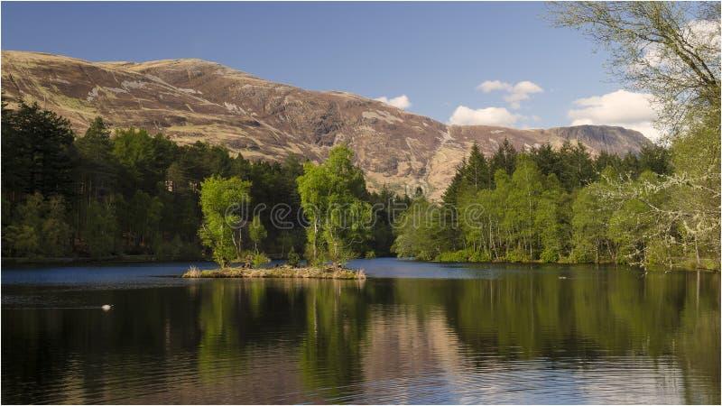 Глен Coe - Шотландия стоковые фото