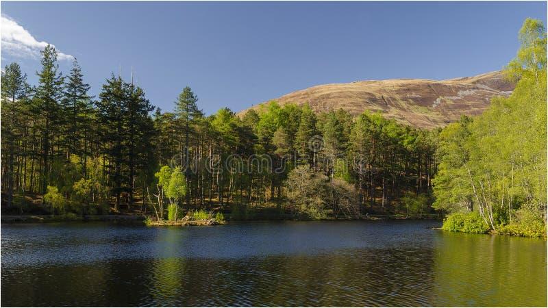 Глен Coe - Шотландия стоковые изображения