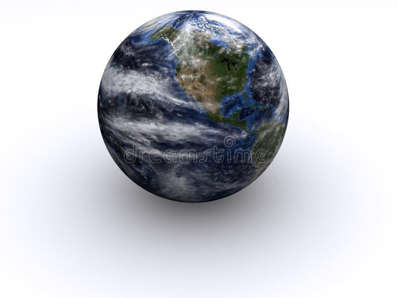 глобус 3d стоковые изображения